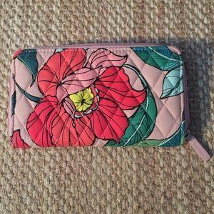 Vera Bradley tropical wallet